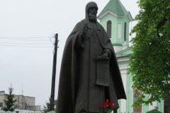 Памятник Святому Афанасию, г. Брест.